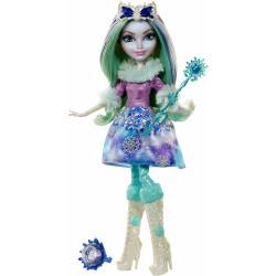 Лялька Крістал Вінтер Епічна зима Ever After High Crystal Winter Epic Winter Doll