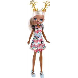 Кукла Дирла Лесные пикси Игры драконов Ever After High Deerla Forest Pixies Dragon Games Doll