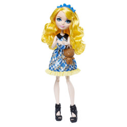 Кукла Блонди Локс Зачарованный пикник Ever After High Blondie Lockes Enchanted Picnic Doll