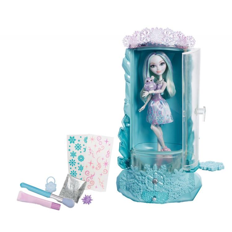 Ігровий набір з лялькою Крістал Вінтер Зимові іскри Епічна зима Ever After High Crystal Winter Epic Winter Doll Sparklizer Playset