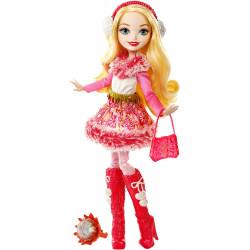 Лялька Еппл Уайт Епічна зима Ever After High Apple White  Epic Winter Doll