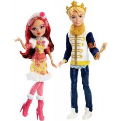 Набор кукол Дэринг Чарминг и Розабелла Эпическая зима Ever After High Daring Charming & Rosabella Beauty Epic Winter Dolls