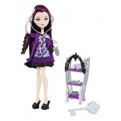 Кукла Рэйвен Квин Пижамная вечеринка Ever After High Raven Queen Getting Fairest Doll