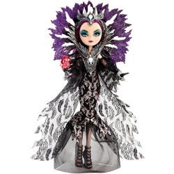 Кукла Рэйвен Квин перевыпуск  SDCC Ever After High Raven Queen Spellbinding Exclusive Doll