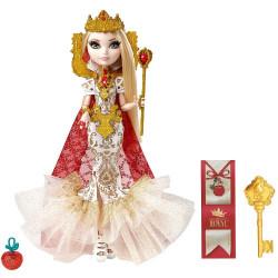 Кукла Эппл Уайт Королевская кукла Ever After High Apple White  Royally Ever After Doll