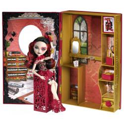 Ігровий набір Книга Ліззі Хартс Ever After High Lizzie Hearts Spring Unsprung Doll Book Playset