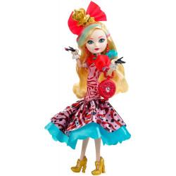Кукла Эппл Уайт Дорога в Страну Чудес Ever After High Apple White  Way Too Wonderland Doll Doll