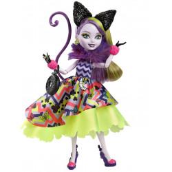 Кукла Китти Чешир Дорога в Страну Чудес  Ever After High Kitty Cheshire Way Too Wonderland Doll