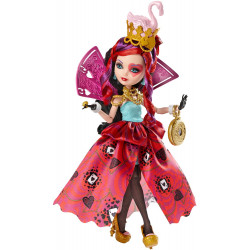 Кукла Лиззи Хартс  Дорога в Страну Чудес  Ever After High Lizzie Hearts Way Too Wonderland Doll