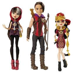 Набор кукол Хантер, Сериз и Лиззи Турнир по триатлону Ever After High Hunter, Cerise and Lizzie TriCastleOn Doll 3-Pack