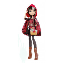 Лялька Серіз Худ Базова (перевипуск) Ever After High Cerise Hood Basic Doll 2