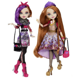 Набор кукол Холли и Поппи О'Хара Базовые Ever After High Holly and Poppy O'Hair Basic Dolls
