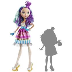 Лялька Меделін Хеттер Базова (велика) Ever After High Madeline Hatter Basic Doll Large