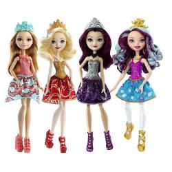Набор из 4 Бюджетных кукол  Ever After High Dolls 4 Pack