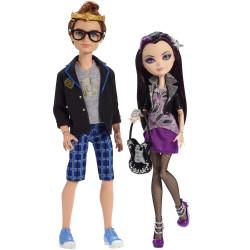 Набор кукол Декстер Чарминг и Рэйвен Квин Ever After High Dexter Charming & Raven Queen Dolls Date Nigt