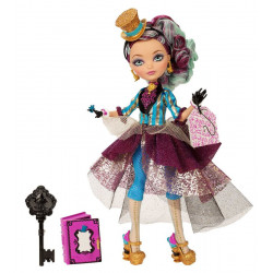 Лялька Меделін Хеттер День спадку Ever After High Madeline Hatter Legacy Day Doll