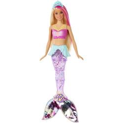 Уцінка !!! Лялька Барбі Мерехтлива русалочка Дрімтопія Barbie Dreamtopia Sparkle Lights Mermaid Doll, Blonde *