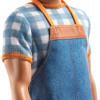 Лялька Барбі Кен на фермі з поросям Barbie Sweet Orchard Farm Ken Doll