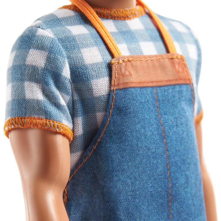 Кукла Барби Кен на ферме с поросенком Barbie Sweet Orchard Farm Ken Doll
