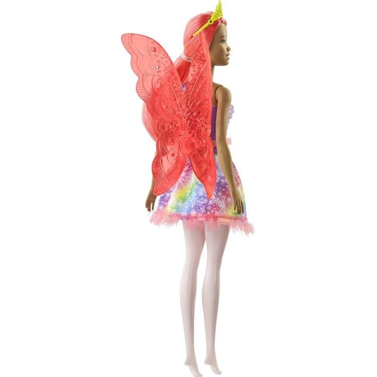 Лялька Барбі Дрімтопія Фея з рожевим волоссям Barbie Dreamtopia Fairy Doll, with Pink Hair