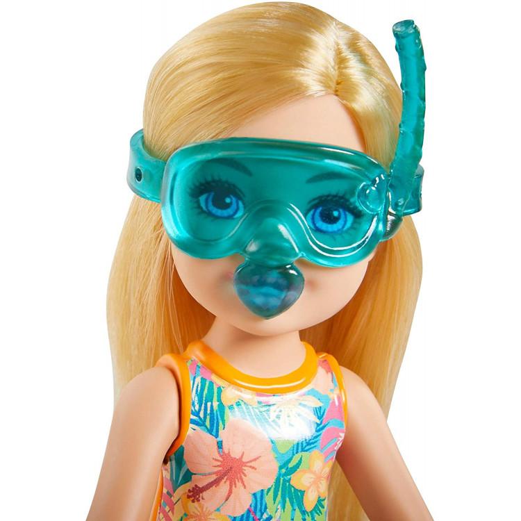 Лялька Барбі Челсі Втрачений День народження з хамелеоном Barbie and Chelsea The Lost Birthday Doll, Blonde