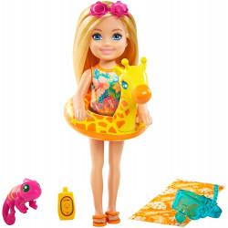 Кукла Барби Челси Потерянный День рождения с хамелеоном Barbie and Chelsea The Lost Birthday Doll, Blonde