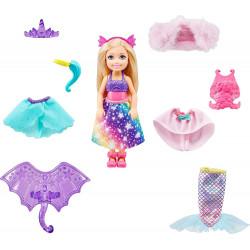 Лялька Барбі Челсі Дрімтопія з набором костюмів Barbie Dreamtopia Chelsea Doll and Dress-Up Set