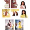 Кукла Барби коллекционная Стиль Barbie Signature BarbieStyle Fully Poseable Fashion Summer Doll #2
