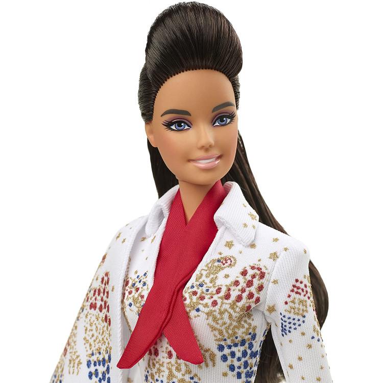 Кукла Барби коллекционная Элвис Пресли Barbie Signature Elvis Presley Doll