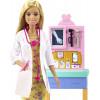 Лялька Барбі Я можу бути Педіатр Barbie Careers You Can Be Anything Pediatrician Playset, Blonde Doll