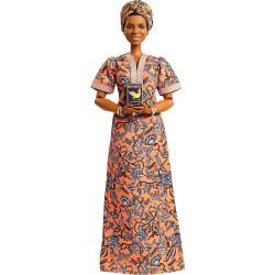 Кукла Барби Вдохновляющие женщины Майя Энджелоу Barbie Signature Inspiring Women Maya Angelou Doll