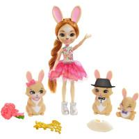 Игровой набор с куклой Семья Бристал Кролика Royal Enchantimals Family Toy Set, Brystal Bunny Doll