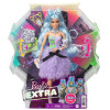 Кукла Барби Экстра Модница Меняй и Сочетай Barbie Extra Doll & Accessories Set with Mix & Match Pieces for 30+ Looks