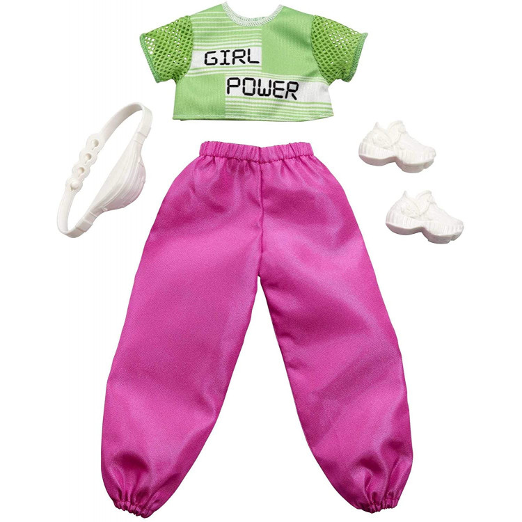 Набор одежды для кукол Барби Barbie Clothes Multipack with 8 Complete Outfits