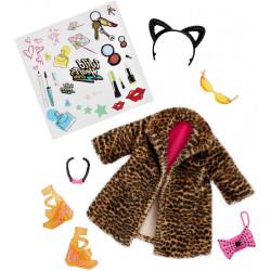 Одежда для куклы Команда Диких Сердец Wild Hearts Crew Kool Thing Fashions 8-Piece Accessory Set
