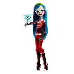 Гулия Йелпс Базовая с питомцем Монстер Хай Ghoulia Yelps Basic Doll Monster High