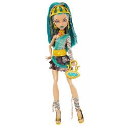 Кукла Нефера де Нил Базовая с питомцем Монстер Хай Nefera De Nile Basic Doll Monster High