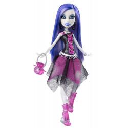 Кукла Спектра Базовая с питомцем Монстер Хай Spectra Vondergeist Basic Doll Monster High
