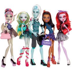 Набор из 5-ти кукол Танцевальный класс Dance Class 5 Pack