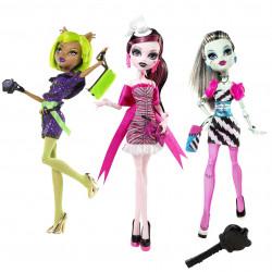 Клодін, Дракулаура та Френки Світанок танцю Dawn of the Dance 3-pack Walmart Exclusive