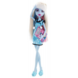 Эбби Боминейбл Смертельно Уставшие Монстер Хай Abbey Bominable Dead Tired Monster High