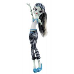 Фрэнки Штейн Смертельно Уставшие Монстер Хай (перевыпуск 2016) Frankie Stein Dead Tired Monster High 2016
