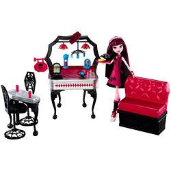 Набор Закусочная и кукла Дракулаура Die-Ner and Draculaura Playset