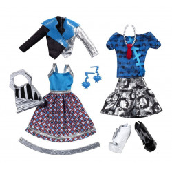 Набор одежды Фрэнки Штейн Делюкс Frankie Stein Deluxe Fashion Packs