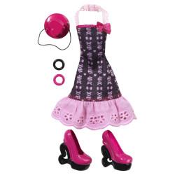Набор одежды Дракулаура Назад в школу Draculaura Fashion Packs Back to School
