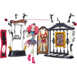 Набор Цирковое представление и Рошель Rochelle Goyle & Circus  Freak du Chic