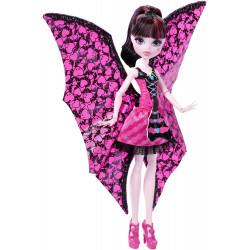 Дракулаура Из монстра в летучую мышь Draculaura Ghoul-to-Bat Transformation Doll