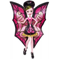 Дракулаура Из монстра в летучую мышь Monster High Ghoul To Bat Draculaura Transformation Doll