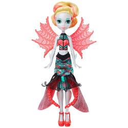 Лагуна Блю из монстра в русалку Lagoona Blue Ghoul-to-Mermaid Transformation Doll