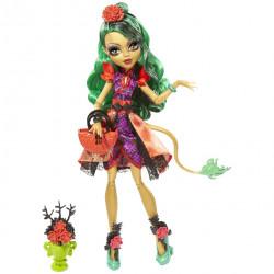 Джинафаер Лонг Вечірка Мoрoк та Цвітіння Jinafire Long Gloom & Bloom Party Doll Monster High